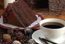 I Love Chocolate and Coffee