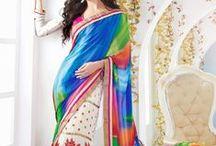 Harmony Designer Sarees / by Deshi Besh