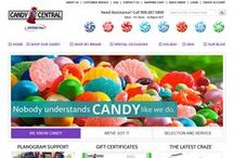 Promos / Candy Central Exclusive Promotions / by CandyCentral