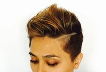 Women's Cuts / All cuts shown here are done in house.