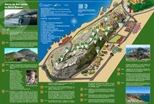 Red de Senderos Urbanos / Red de Senderos Urbanos. Concejalía de Medio Ambiente del Ayuntamiento de Alicante. #Alicante #CostaBlanca #Senderismo
