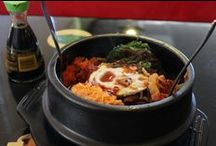 Korean Main Dishes / Korean Main Course