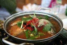 Korean Soups & Stews / Korean Soups and Stews