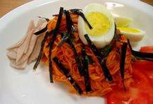 Korean Vegetarian Meals / Vegetarian food from Korea