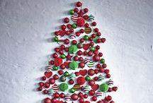 Kerstboomvervangers / Leuke alternatieven voor kerstbomen, of je nu allergisch bent of niet.