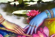 Krishna  ,      Rama  ,    India