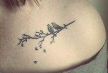 Tattoo ideas / Matching tattoo ideas... I like the idea of getting three little birds of some sort?