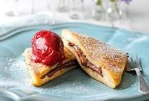 Frühstück und Brunch / Hier gibt's Ideen und Rezepte für leckeres Frühstück, von herzhaft bis süß.