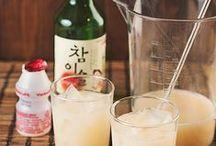 Korean Beverages / Delicious Korean beverages!