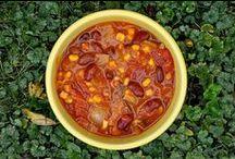 Recepten: hoofdgerechten / Alle recepten zijn VRIJ van KOEMELK, KIPPENEI, PINDA, NOTEN, PITTEN en ZADEN en SCHAAL- en SCHELPDIEREN. Daarnaast zijn veel recepten vrij van SOJA.