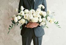 White weddings. / Thinking of a white wedding, we have created this board to bring you all the on trend inspiration.