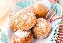 Narrensichere Rezepte: Fasching, Karneval & Co. / Egal ob man bei euch Karneval oder Fasching feiert: Hier findet ihr tolle Rezepte für das närrische Treiben.