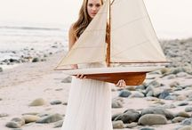 Seaside weddings. / Complete Inspiration for the perfect seaside wedding! Wether you are having a modern beach wedding or an ethereal seaside elopement, here we will capture inspiring images to get your special day looking amazing!