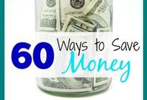 Ways To Save Money / Find ways to save money, money saving tips, frugal tips, ways to make money and more.