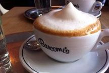 De lekkerste soja-cappuccino... / Buiten de deur een koemelkvrije cappuccino drinken? HIer kun je terecht... Heb je zelf een leuk adres, stuur ons dan een pin via een berichtje, dan komt het erbij t staan!