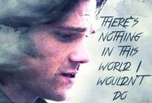 Castiel is my guardian angel / Supernatural stuff and things ....