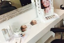 Beauty salon allure Lash&Brows corner / Threatening, microblading, extension lashes, wax, nails
