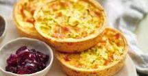 Tartes & Pies / Hier findet ihr leckere Rezepte für Tarten und Pies. Von süß bis herzhaft ist für jeden Geschmack etwas dabei!