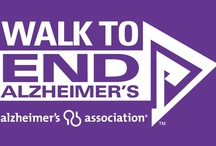 Walk to End Alzheimer's / The Alzheimer's Association Walk to End Alzheimer's™ is the nation's largest event to raise awareness and funds for Alzheimer's care, support and research. Held annually in more than 600 communities nationwide, this inspiring event calls on participants of all ages and abilities to reclaim the future for millions. Together, we can end Alzheimer's disease, the nation's sixth-leading cause of death. www.alz.org/walk / by ALZ NWOhio
