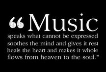 The Face of Music..... / by Debbi...