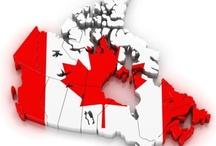 Canadian Eh!  / by Jocelyn Raymond