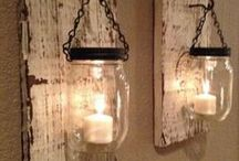 ♥♥Home decorations♥♥ / My favorite home decor ideas from pinterest