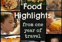 Travel - Food Inspiration / Food from around the world.  Remember food from your home is foreign to someone else.  Feel free to share photo's recipes, places to eat out or what ever food inspires you!