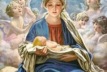 GLORIOUS  CHRISTMAS / MY  favourite of all holidays is the birth  of my Saviour and King. I love the colors,  the joy of family , The joy of  the church pagents and community celebrations. / by mildred dampier