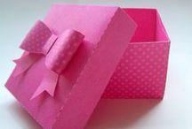 Коробочки / Коробочки, упаковочные конверты