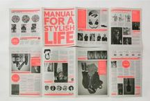 ⏩ GRAPHIC DESIGN / Inspiration is the life cycle of ideas (annual report ideas)
