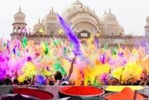Festivals Around The World / Our favorite festivals around the world