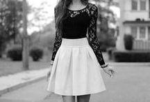 Women's clothes - Kobiece ubrania / Inspirations for women - Inspiracje dla kobiet How they should look like - Jak powinny wyglądać