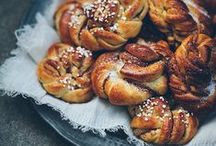 Pastry / Baking sweet food! From different types of bread to muffins or kolache.