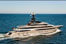 Yachts / Moter yachts