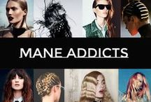 MANEaddicts / Your one stop destination for all things hair! www.maneaddicts.com  / by Mane Addicts