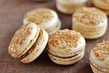Cookies, Macarons etc.