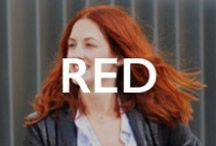 HAIR.red / red hair color inspiration
