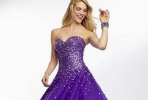 Violet Dresses