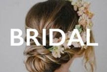 HAIR.bridal / WEDDING HAIR INSPIRATION