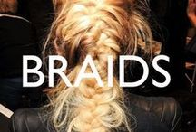 MANE.braids / braided hair inspiration