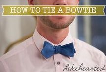 About ties, bow-ties, scarves / O krawatach, muszkach, szalikach / How to tie a tie, bow-tie, scarf / Jak wiązać krawat, muszkę, szalik How to match a tie, bow-tie, scarf / Jak dopasować krawat, muszkę, szalik Infographics, tips, hints / Rady, porady, infografiki