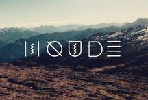 Houde / Vannomaden :: branding, logo, design, experiments, social ::