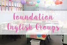 English Groups - Foundation