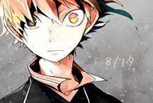 Haikyuu / Hier seht ihn nur Bilder aus dem Anime Haikyuu!!!