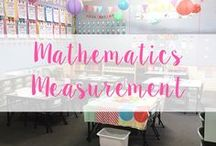 Mathematics - Measurements / Foundation (Kindergarten)