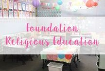 Religion - Foundation (Kindergarten)