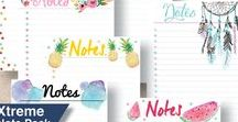 Printable Planners, Notes, Quotes / Check out these new printables product arrivals! New US style Sunday to Saturday weekly printable planner inserts and monthly printable planners plus inspirational printable quotes, notes, packs and more. Printable Planner   Printable Quotes   Inspirational Quotes   Printable Notes   Planner Pack   Weekly   Monthly   Printable Calendar   Printables   Daily Planner   A5 Planner Printables   Planner Organization Printables.