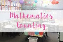Mathematics - Counting / Foundation (Kindergarten)