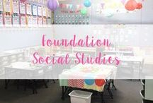 Social Studies - Foundation (Kindergarten)