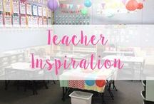 Teacher Inspiration and Quotes
